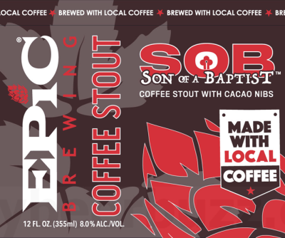 Beer Review: Epic Brewing's Son of a Baptist | The Tap Takeover