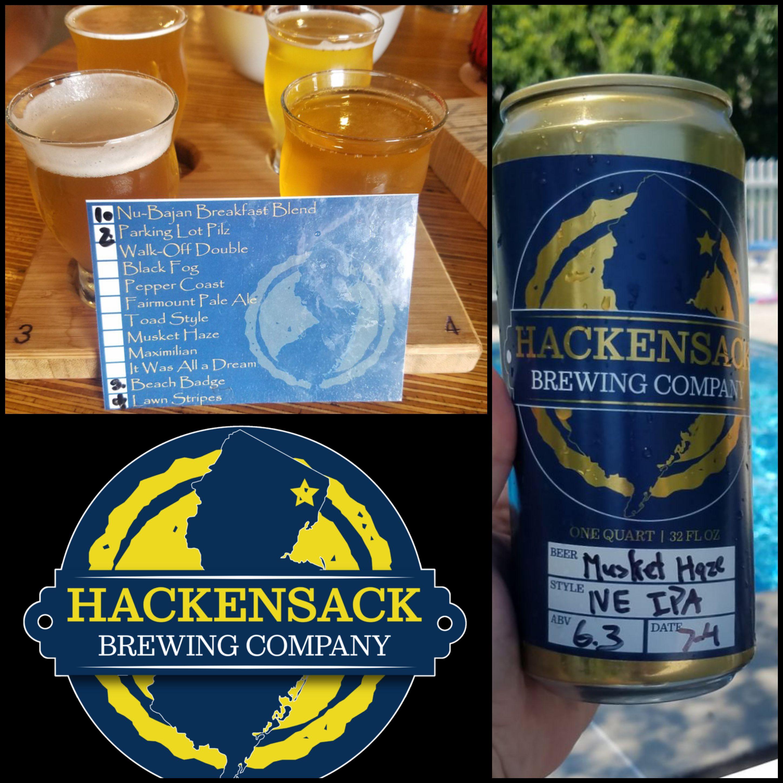 Beer Coaster ~ NESHAMINY CREEK Brewing Croydon Cream Ale ~ PENNSYLVANIA; Fat Guy